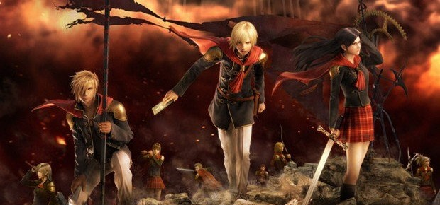 New Final Fantasy Type-0 HD Trailer Offers Gameplay Details
