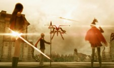 Bloody New Final Fantasy Type-0 HD Trailer Released