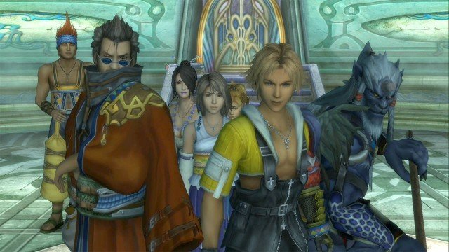finalfantasyxhd 6 640x360 Final Fantasy X & X 2 HD Remaster Review