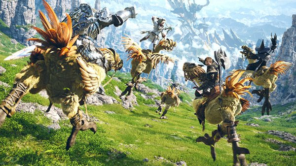 Final Fantasy XIV Could Be Coming To Xbox One After All