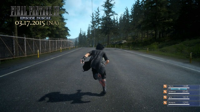 A New Active Time Report For Final Fantasy XV Will Arrive In January