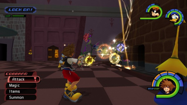 Kingdom Hearts HD 1.5 ReMIX Review