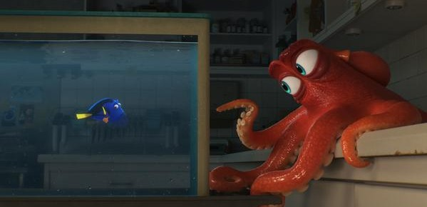 First Photo From Finding Dory Arrives Along With New Plot Details
