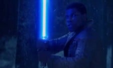 Finn Draws His Lightsaber In Brief New Clip For Star Wars: The Force Awakens