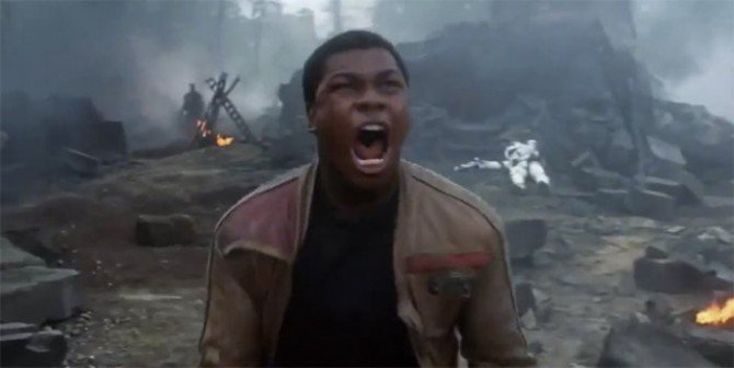 "John Boyega Preparing For A ""More Physical"" Role In Star Wars: Episode VIII"