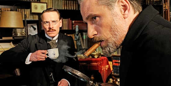 Sony Schedules Cronenberg's A Dangerous Method For Blu-Ray In March