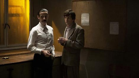 Check Out First Stills For Richard Ayoade's The Double