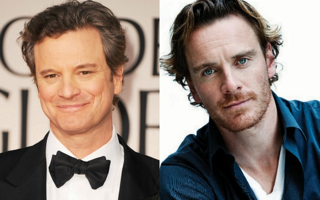 Michael Fassbender & Colin Firth To Collaborate On Genius