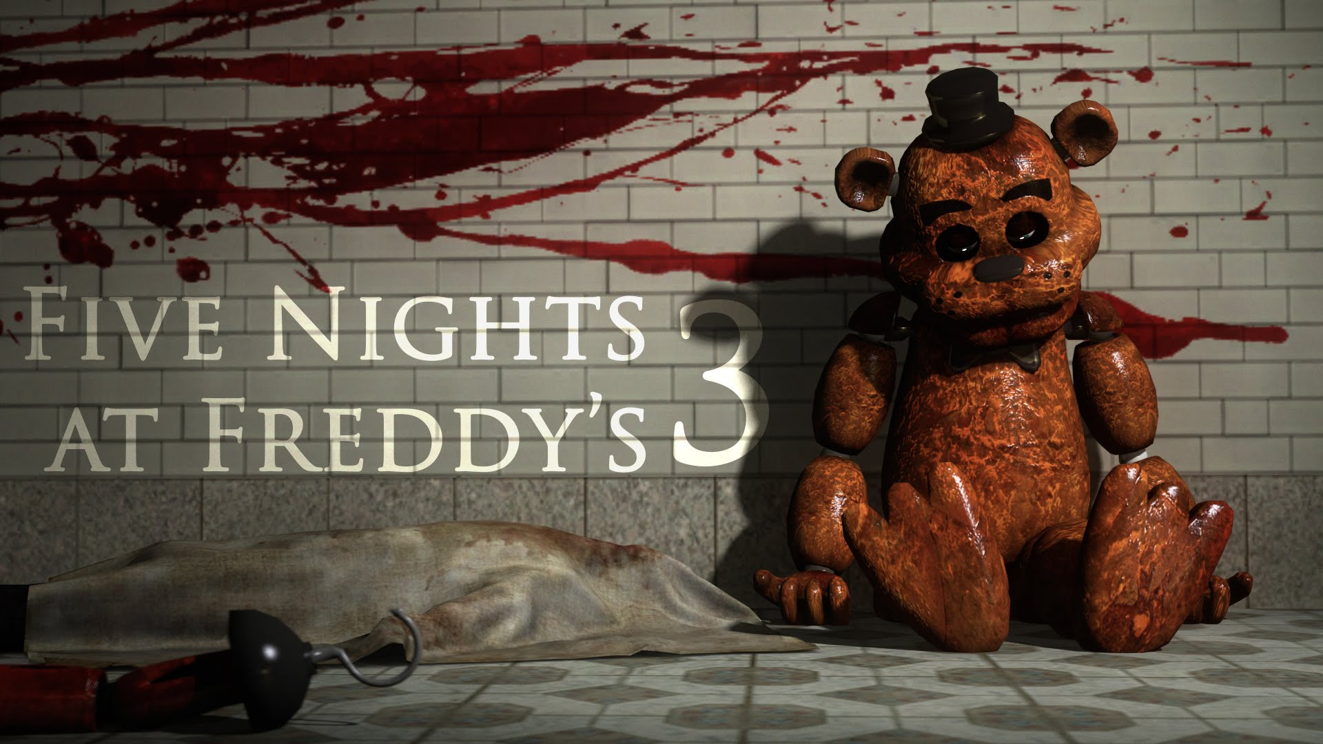 Five Nights At Freddy's 3 Review