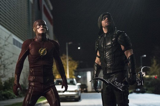Arrow Executive Producer Discusses Season 5 And Flashpoint's Effect