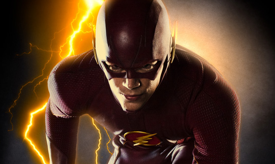 Check Out Grant Gustin's Full Costume For The Flash
