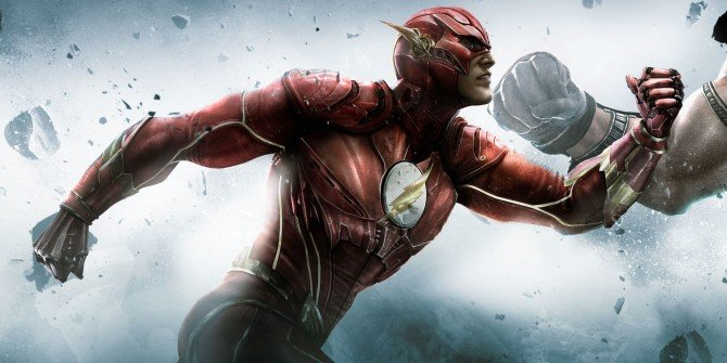 Don't Expect Ezra Miller's The Flash Movie To Mimic Dawn Of Justice's Dark And Gritty Tone