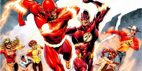 The Flash Will Introduce More Speedsters In Season 2