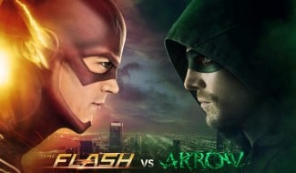 A Dynamic Duo Forms In New Promo For The Flash/Arrow Crossover