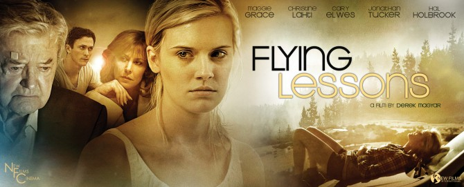 Exclusive Interview With Derek Magyar On Flying Lessons