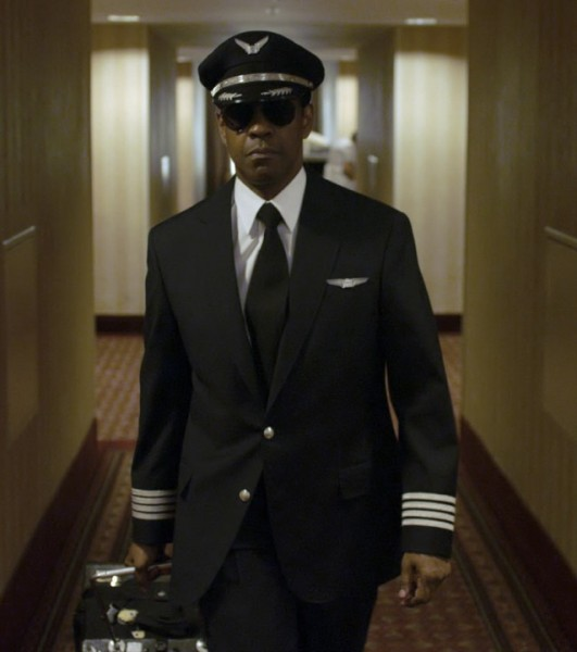First Trailer, Image And Poster For Robert Zemeckis' Flight