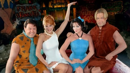 flintstones in viva rock vegas38256349659234 445x250 10 Awful Prequels That Are Just The Worst