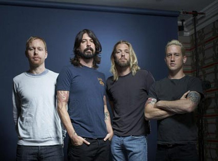 Foo Fighters To Return With New Album, Coming 2011