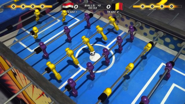 foosball 2012 PlayStation Plus Gets Foosball 2012, 13 for 13 Sale Stars Tomorrow