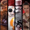 New Star Wars: The Force Awakens Promo Art Features Kylo Ren, Chewbacca, Rey And More