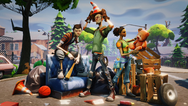 Epic's Fortnite Is Exclusive To PC, And The First Unreal 4 Game
