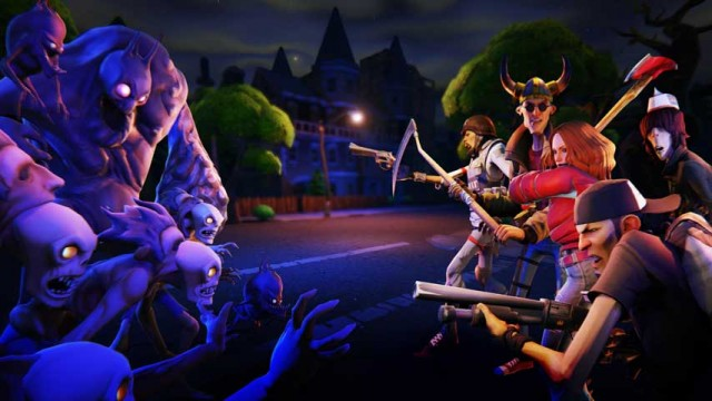 New Trailer Showcases Epic's Upcoming Free-To-Play Fortnite