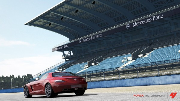 Forza 4 Demo Now Available...For Gold Members