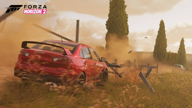 Forza Horizon 2 Won't Be The Same On Xbox One And 360