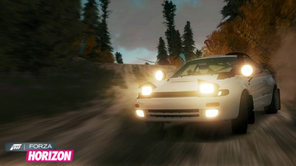 Forza Horizon: Rally Expansion DLC Review