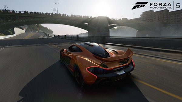 Forza Motorsport 5 Does Away With Artificial Intelligence Racers