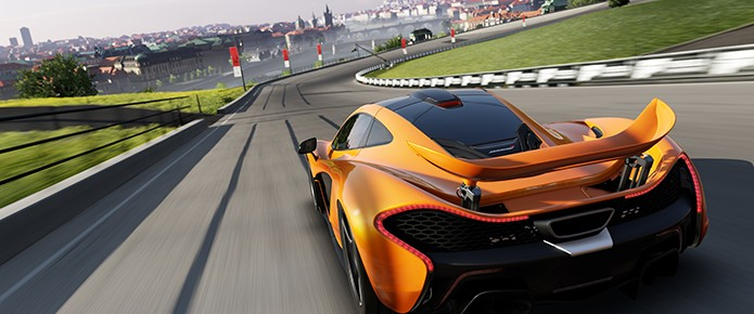 Forza Motorsport 5 Brings Smoking Tires To The Xbox One