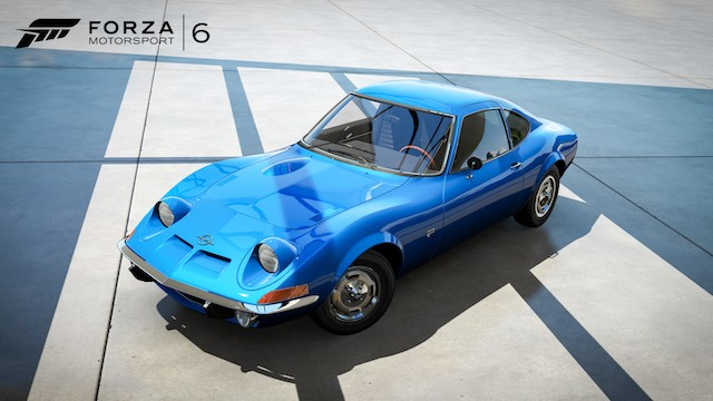 Forza Motorsport 6 Adds Final Car Pass Pack: Meguiar's Car Pack