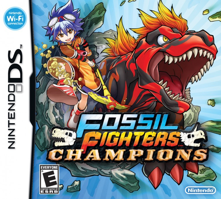 Fossil Fighters: Champions Review