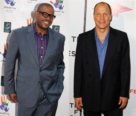 Forest Whitaker And Woody Harrelson Will Come Out Of The Furnace