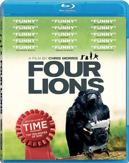 Four Lions Blu-Ray Review
