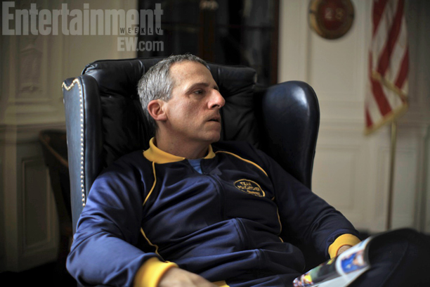 Steve Carell Is Almost Unrecognizable As A Murderer In Bennett Miller's Foxcatcher