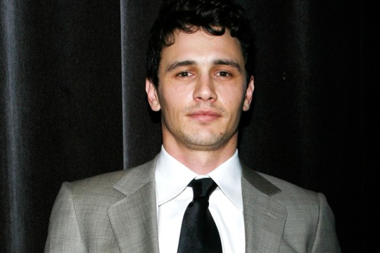 James Franco Leaves The Iceman