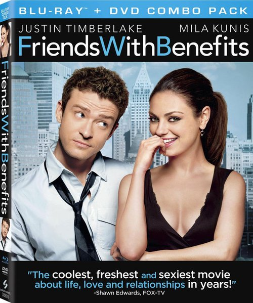 Friends With Benefits Blu-Ray Review