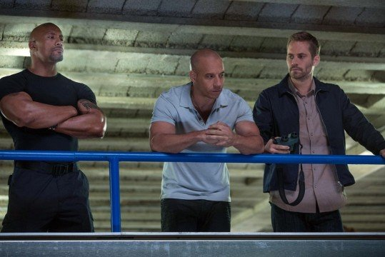 Box Office Report: Furious 7 Speeds To April Record