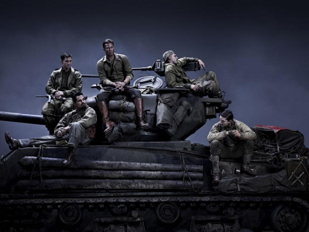 Here's Your First Look At The Cast Of David Ayer's Fury