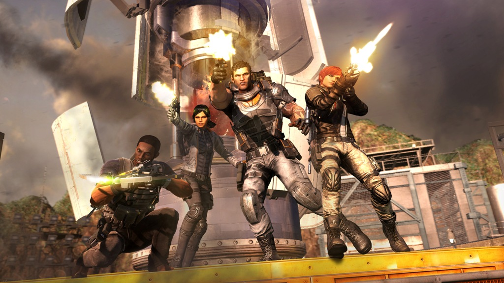 Fuse Launch Trailer Explodes Onto The Web
