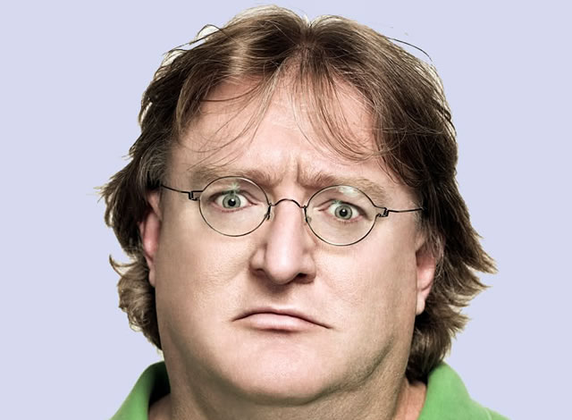 Valve's Gabe Newell Thinks Living Room PCs Will Compete With Next-Gen Consoles