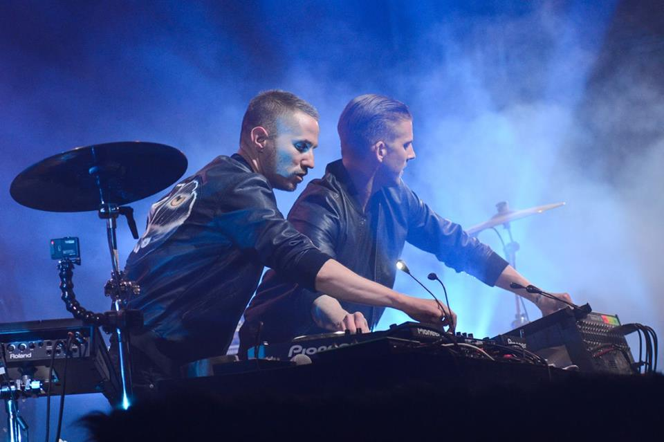 "Galantis Debut New Hook N Sling Collaboration ""Love On Me"""