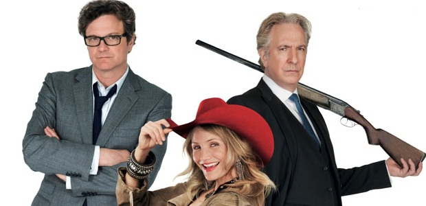 Watch Colin Firth, Cameron Diaz & Alan Rickman In First Two Gambit Clips