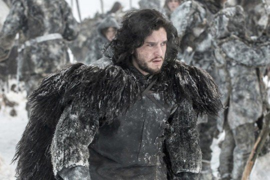 New Clips From Game Of Thrones Season 5 Tease Jon Snow And Brienne