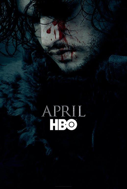Game Of Thrones Season 6 Poster Confirms Jon Snow's Return