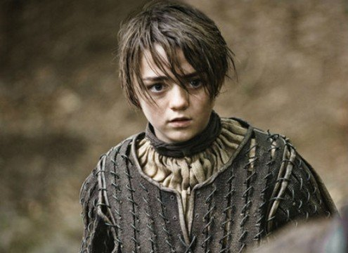 """Maisie Williams Says The Last Of Us Role Is """"Looking Good"""""""