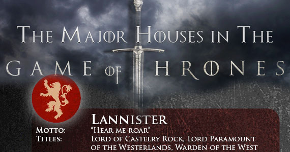Game Of Thrones Season 3 Infographic Explains Everything