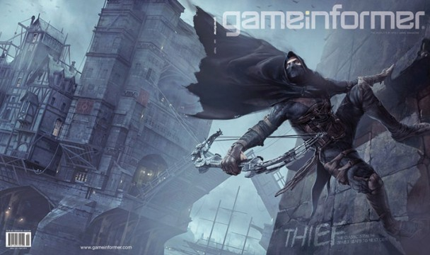 Thief Reboot Revealed By Game Informer's April Issue, Launches 2014