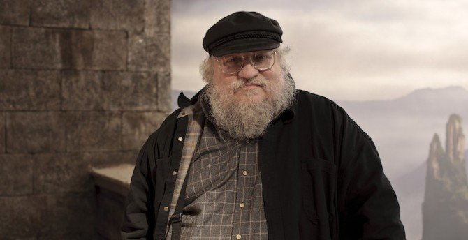 George R.R. Martin Confirms No Winds Of Winter Before Game Of Thrones Season 6